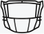 SF-2EG-SW SpeedFlex Facemask - Facemask Color: Black SF