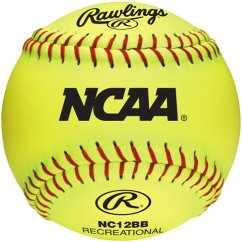 "Rawlings NCAA 12"" Fastpitch Recreational Softball"